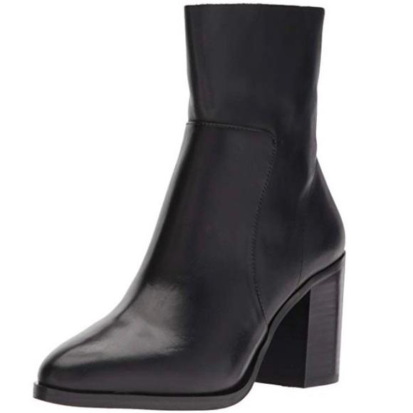 61bd851712 Steve Madden Shoes   Womens Rewind Ankle Boot Black   Poshmark